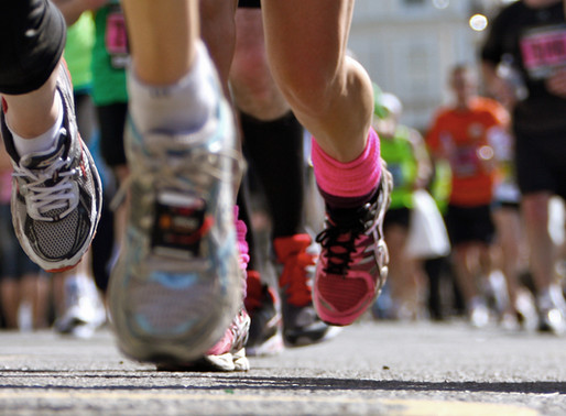 Pain When Running? | How Much Is Too Much?