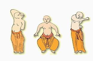 Es konnte nachgewiesen werden, dass diese Bewegungen Gesundheit und Fitness verbessern, Krankheiten abwehren, das Leben verlängern und den Intellekt fördern.