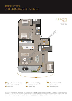 WMARKED Art House - Type 10 Floor Plan Brochure - 3 bed-page-002