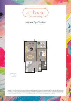 WMARKED Art House - Type 07 Floor Plan -1 bed-page-001