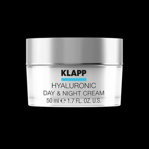 Hyaluronic Day & Night Cream