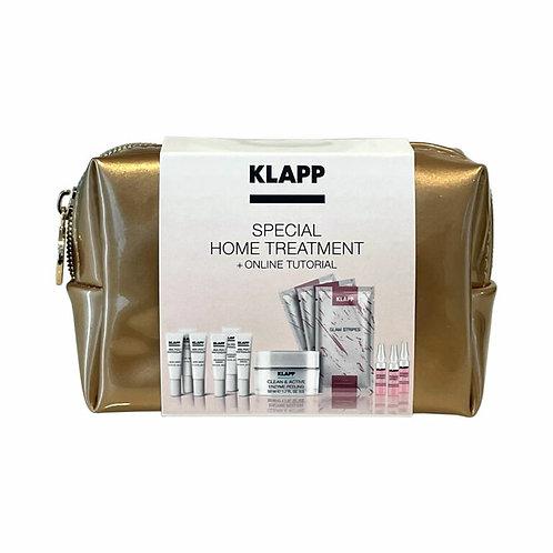 KLAPP Special Home Treatment + Online Tutorial