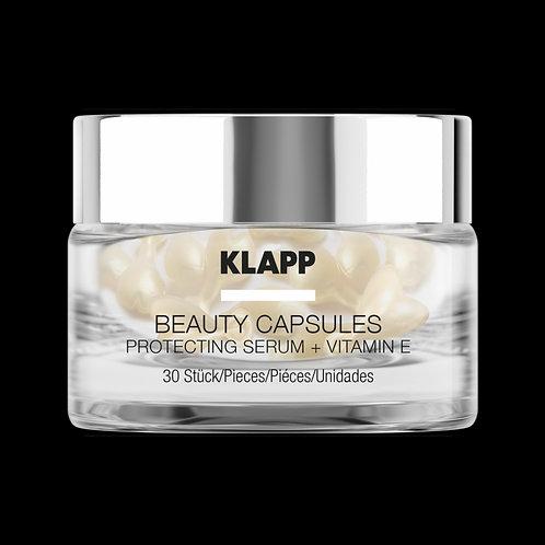 Beauty Capsules Protecting Serum + Vitamin E