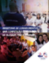 Oficial - Maratona de conhecimentos CEDE