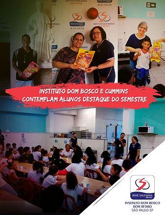 20.12.2018 -  Instituto Dom Bosco e Cumm
