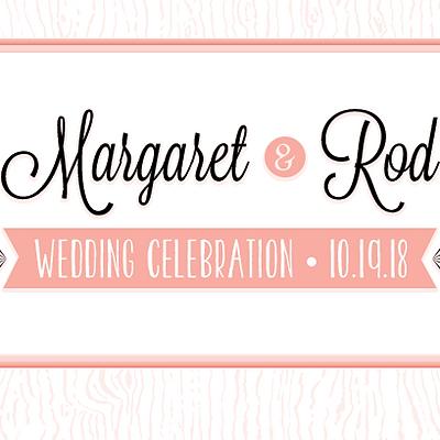 Banner Wedding Design