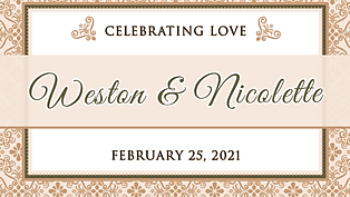 Filigree Wedding Design