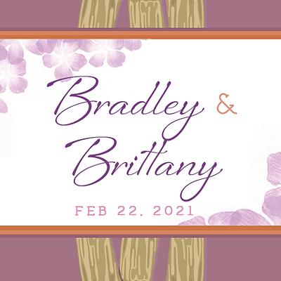 Pastel Floral Wood Wedding Design