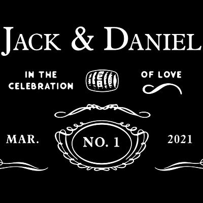 Whiskey A Go Go Wedding Design