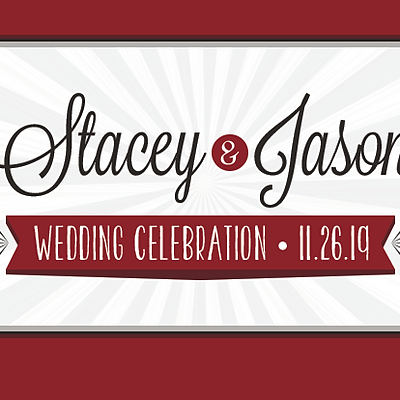Celebration Rays Wedding Design