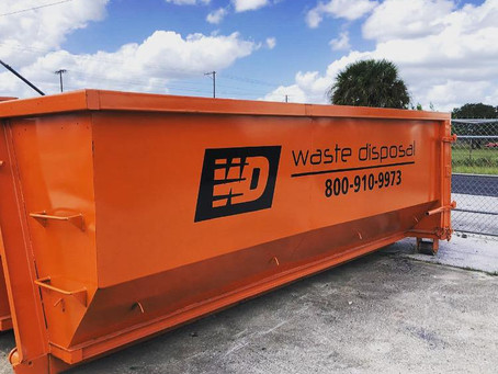 The Benefits of Getting Dumpster Rental Services