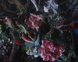 Series Still life · Oil on canvas · 40 x 50 cm · 2016