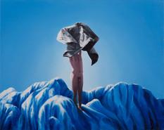 Pinturas para Un proyecto fantasma de Ariel Richards (serie) · Óleo sobre tela · 20 x 25 cm · 2018