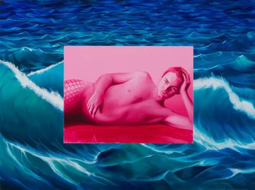 Series Sireno · Oil on canvas · 29,5 x 39,5 cm · 2019