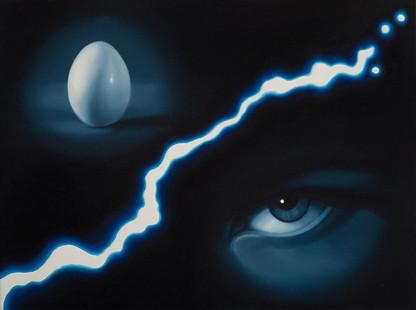 Oil on canvas · 30 x 40 cm · 2019