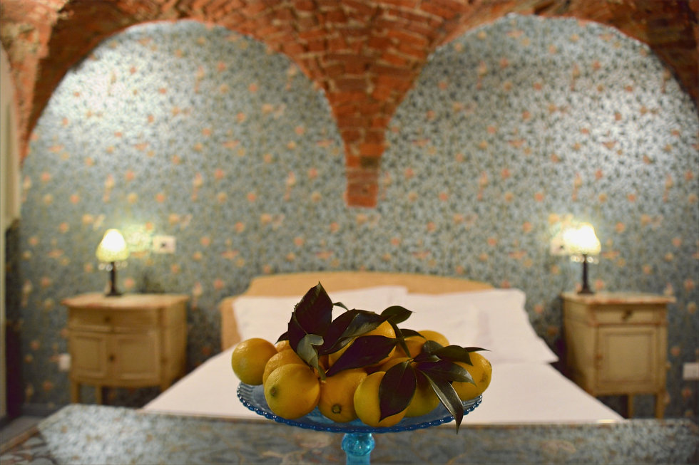 Neoclassical room Ca' Monteggia charme hotel milano center guest house boutiquehotel