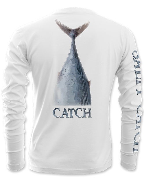 SALTY CATCH-TUNA-PERFORMANCE LONG SLEEVE