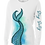 Thumbnail: MERMAID TAIL-BLUE VERSION-PERFORMANCE LONG SLEEVE