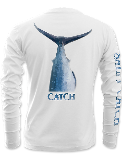 SALTY CATCH-MARLIN-PERFORMANCE LONG SLEEVE