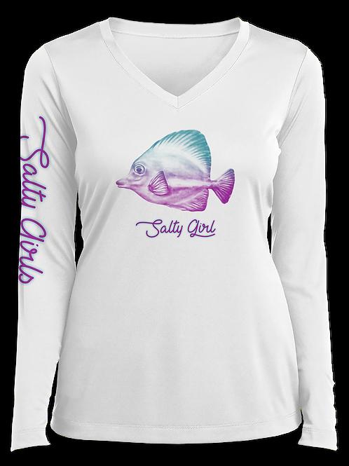 HAPPY FISH-PERFORMANCE LONG SLEEVE