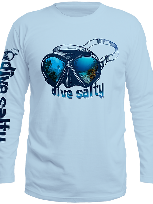 DIVE SALTY MASK-PERFORMANCE LONG SLEEVE