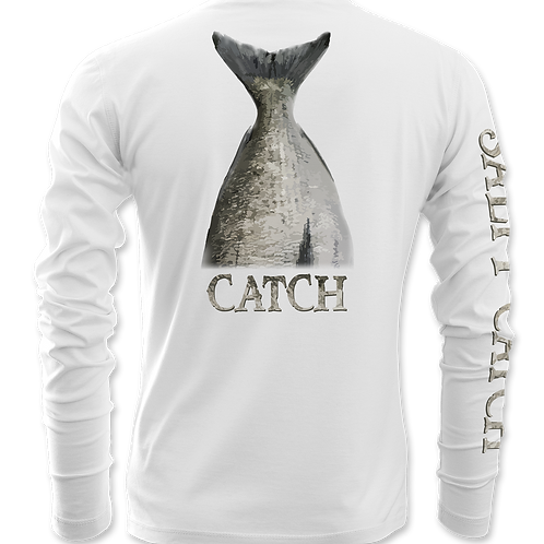 SALTY CATCH-PERFORMANCE LONG SLEEVE