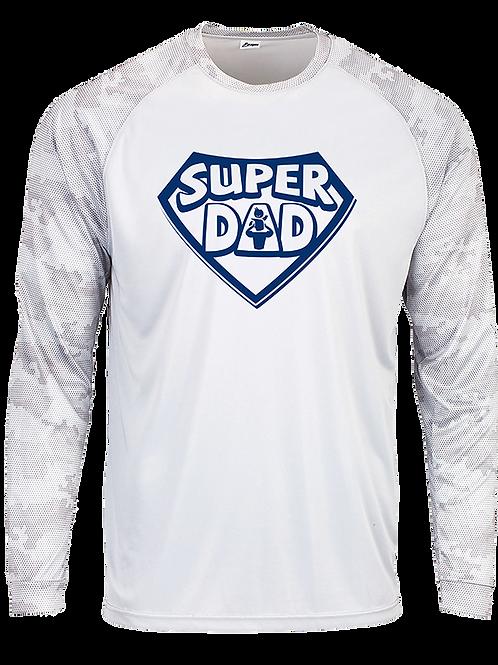 CAMO SUPER DAD-LONG SLEEVE