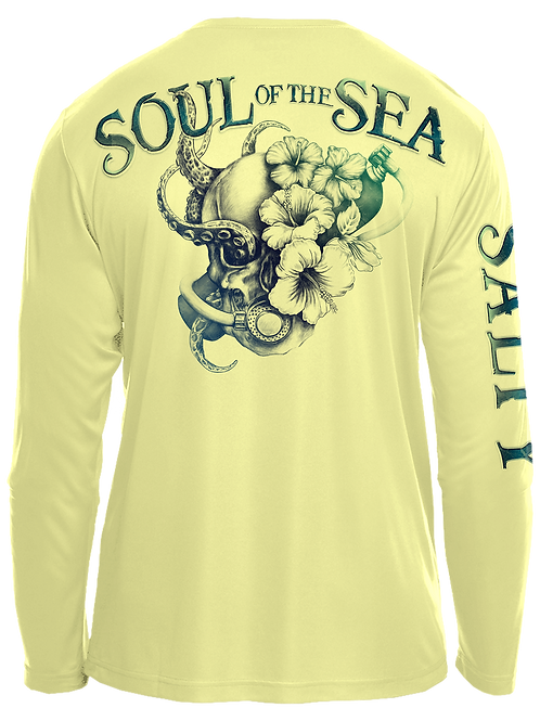 DIVER-SOUL OF THE SEA-PERFORMANCE LONG SLEEVE
