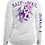 Thumbnail: SALT OF MY SOUL-PURPLE-PERFORMANCE LONG SLEEVE