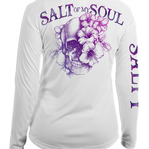 SALT OF MY SOUL-PURPLE-PERFORMANCE LONG SLEEVE