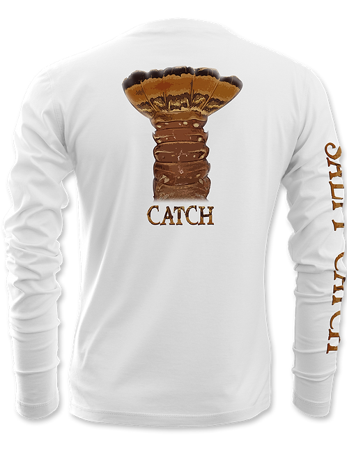 SALTY CATCH-LOBSTER-PERFORMANCE LONG SLEEVE