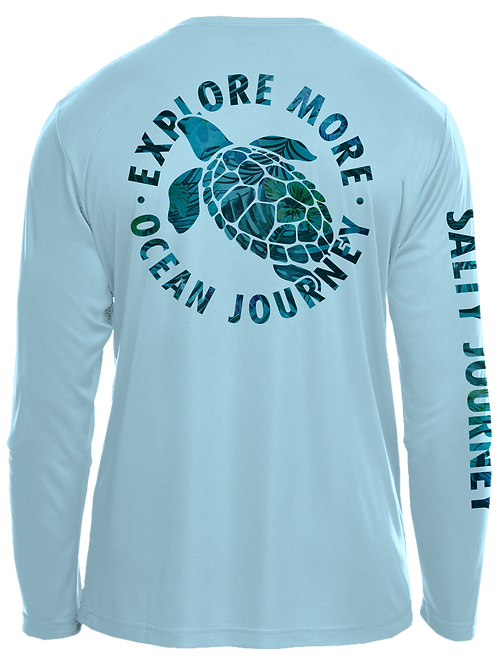 OCEAN JOURNEY-TURTLE