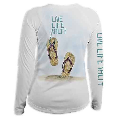 LIVE LIFE SALTY-PERFORMANCE LONG SLEEVE