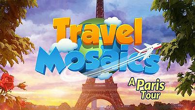 Travel Mosaics: A Paris Tour