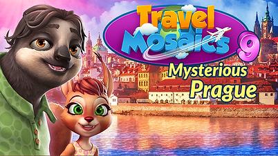 Travel Travel Mosaics 9: Mysterious Prague