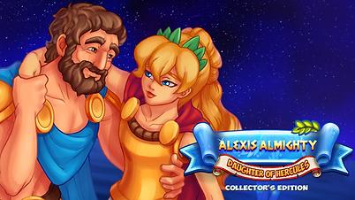 Alexis Almighty: Daughter of Hercules