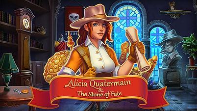 Alicia Quatermain 2: The Stone of Fate