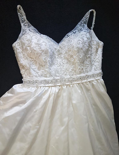 Stella York Size 16 Custom Gown