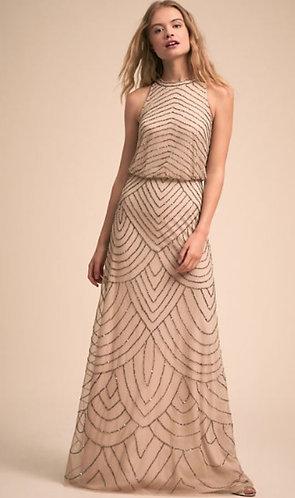 Adrianna Papell Madigan Dress Size 8