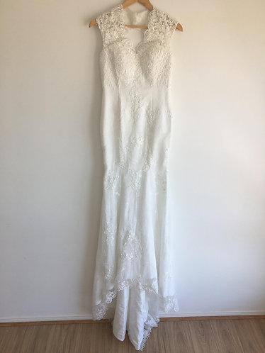 French Lace Collective Size 8