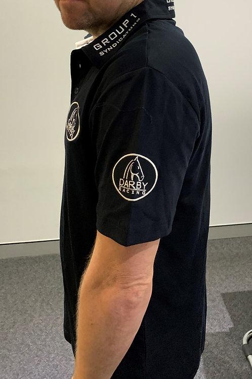 Darby Racing Polo Shirts - Mens