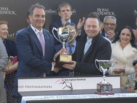 Harpo Has The Last Word At Rosehill Gardens