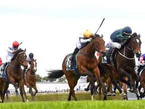 SETSUNA oh so close in the Gimcrack Stakes