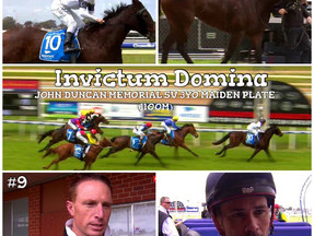 Big week of winners for Darby Racing including INVICTUM DOMINA today