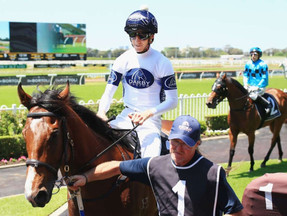 Gary Portelli hoping it's Time To Reign in July Sprint