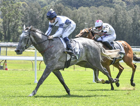 Harmony Sets Out On Newnham's Proven Oaks Path