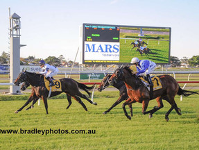 Ultimate Fantasy's victory brings up first victory for Darby Racing & Kim Waugh Racing