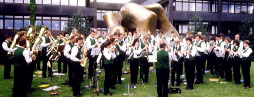 Kanzlerfest Bonn 1990
