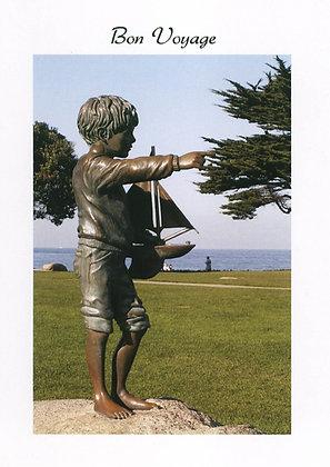 Bon Voyage - Pacific Grove, CA, USA, BV1