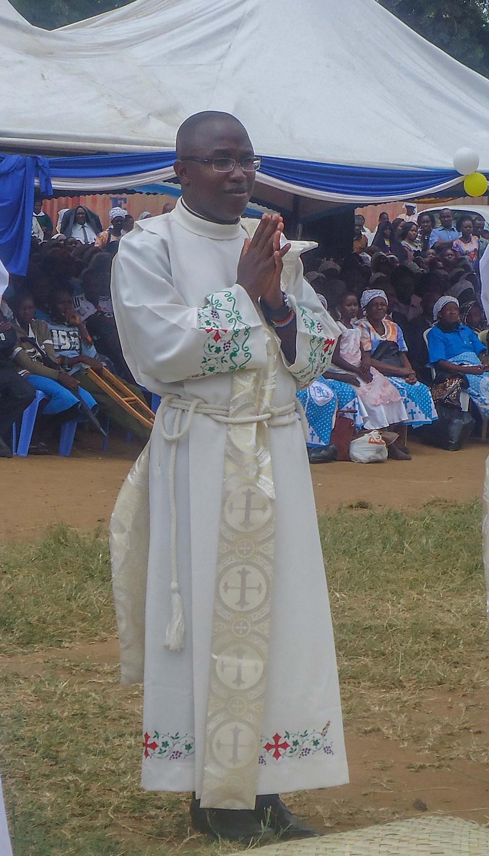 Rev Martin Kavisu